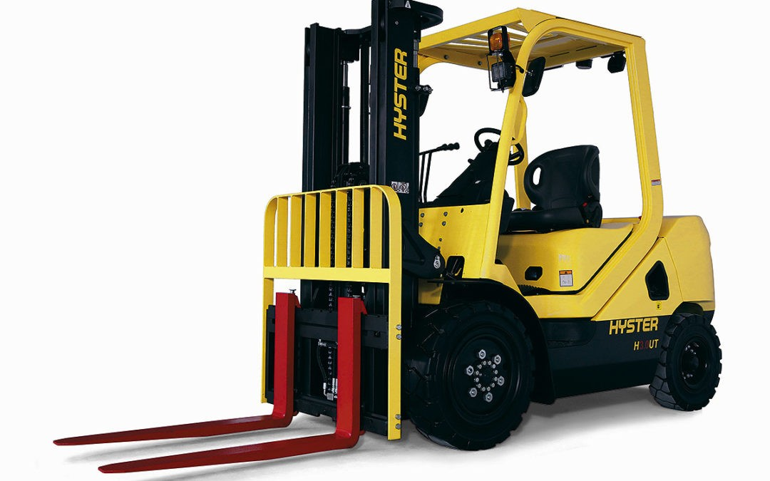 MORE CHOICE AS HYSTER EXPANDS RANGE